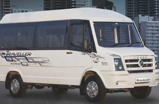 Luxury Tempo Traveller (9 Seater)